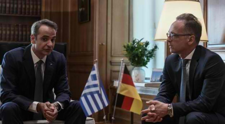 Σε Αθήνα και Άγκυρα ο Μάας: Στο τραπέζι η Ανατολική Μεσόγειος και η Λιβύη - Κεντρική Εικόνα