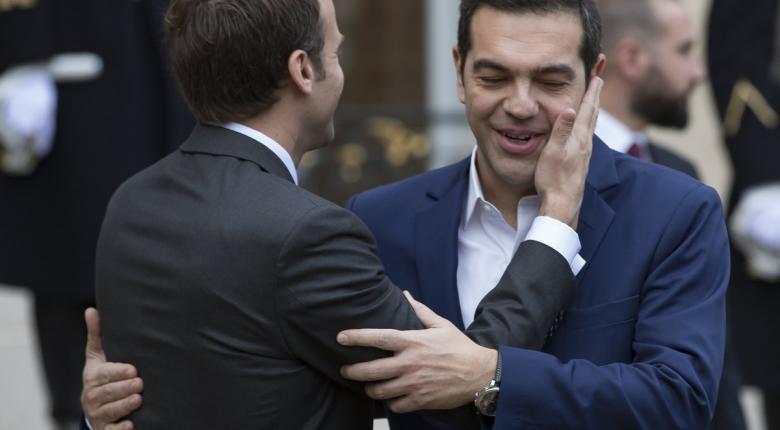 DW: Θέλει ο Μακρόν την Ελλάδα εκτός Σένγκεν; - Κεντρική Εικόνα