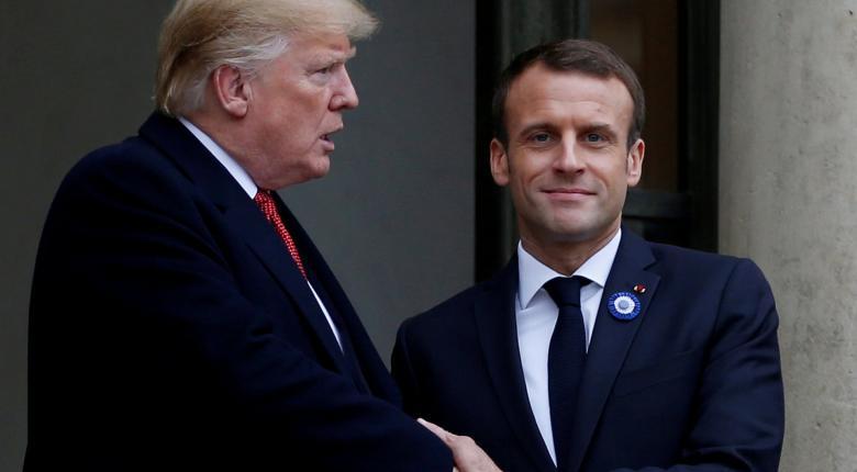 Ο Μακρόν θα συζητήσει το θέμα του Ιράν με τον Τραμπ στο περιθώριο της συνόδου της G20 - Κεντρική Εικόνα