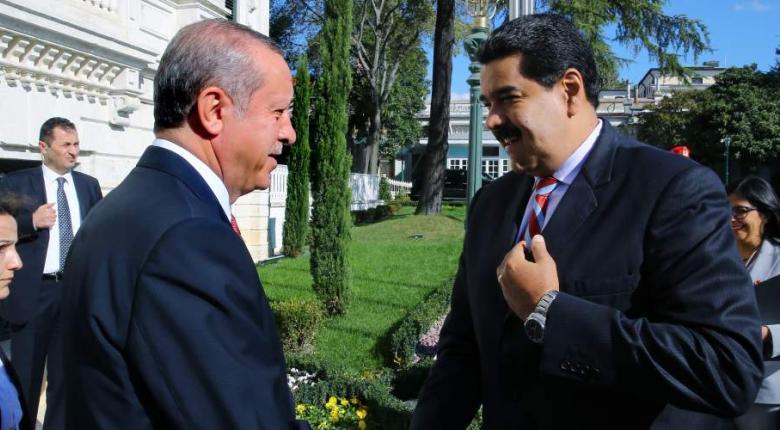 Στη Βενεζουέλα ο Ερντογάν για την υπογραφή εμπορικών συμφωνιών - Κεντρική Εικόνα