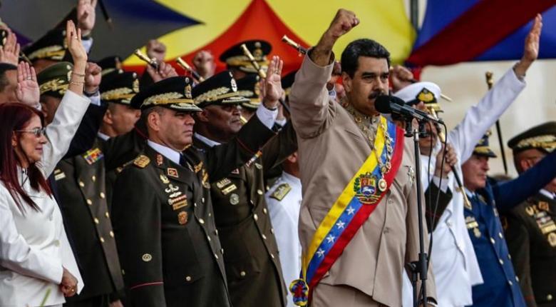 Κλιμάκωση έντασης μεταξύ Βενεζουέλας-Κολομβίας με στρατωτικά γυμνάσια και επιχειρήσεις κατά FARC - Κεντρική Εικόνα