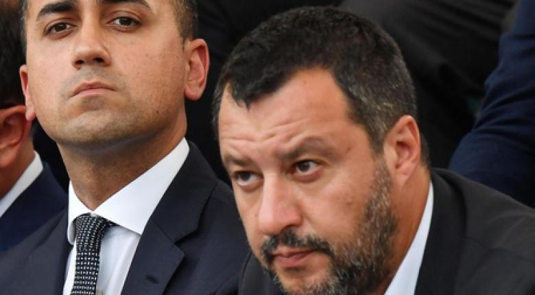 Ιταλία: «Διαζύγιο» για τον κυβερνητικό συνασπισμό Πέντε Αστέρων-Λέγκας - Κεντρική Εικόνα