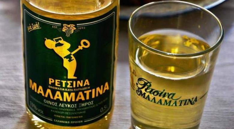 Κορωνοϊός: Αναστέλλει τη λειτουργία της η ιστορική ρετσίνα Μαλαματίνα - Κεντρική Εικόνα