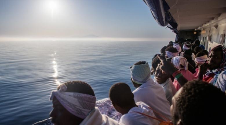 Αποβίβαση δεκάδων μεταναστών σε Μάλτα και Λαμπεντούζα - Κεντρική Εικόνα