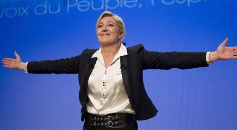 Η Μαρίν Λεπέν κέρδισε σε 45 εκλογικές περιφέρειες στον β΄ γύρο - Κεντρική Εικόνα