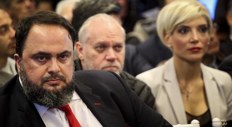 «Κατεβαίνει» στην πολιτική ο Β. Μαρινάκης ως υποψήφιος δημοτικός σύμβουλος (photos) - Κεντρική Εικόνα