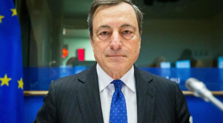Ντράγκι: Δεν είναι δουλειά της ΕΚΤ να ρυθμίσει το bitcoin - Κεντρική Εικόνα