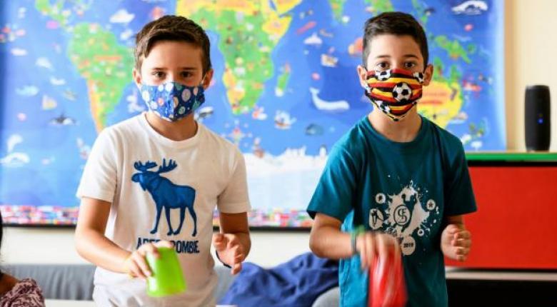Θεοδωρικάκος: Δωρεάν μάσκες σε όλους τους μαθητές για όσο διάστημα χρειαστεί - Κεντρική Εικόνα
