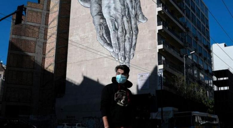 Ανοιχτό ενδεχόμενο για υποχρεωτική χρήση μάσκας ακόμα και στους χώρους εργασίας - Κεντρική Εικόνα