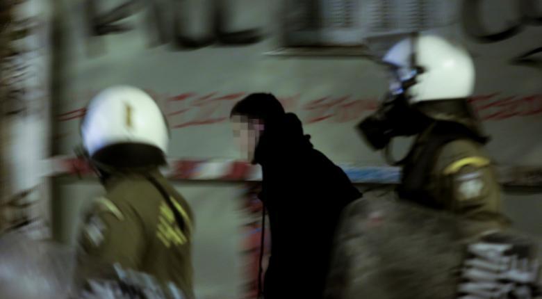 Επεισόδια στον Άγνωστο Στρατιώτη - Κεντρική Εικόνα