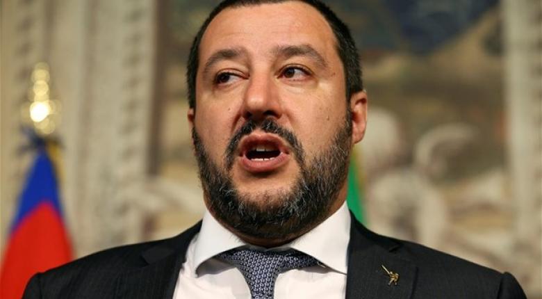 Σαλβίνι: Είμαστε βέβαιοι για τον προϋπολογισμό, δεν θα τον αλλάξουμε - Κεντρική Εικόνα