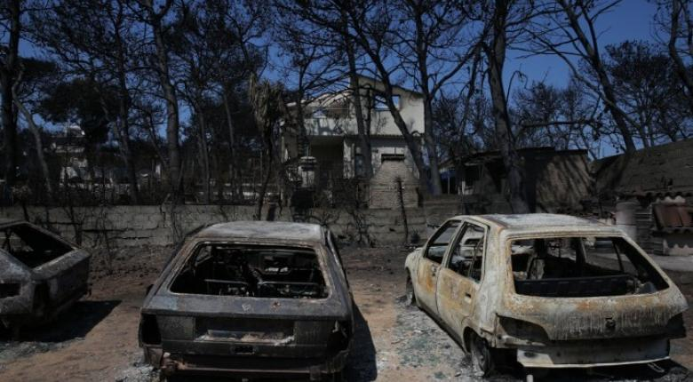 Κραυγή απόγνωσης στο Μάτι: Ούτε μια άδεια επισκευής πέντε μήνες μετά την πυρκαγιά - Κεντρική Εικόνα