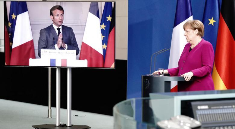 Παρίσι και Βερολίνο δίνουν προθεσμία μιας εβδομάδας στην Άγκυρα - Κεντρική Εικόνα