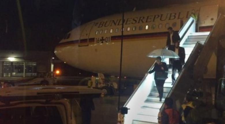 Βλάβη στον ηλεκτρονικό διανομέα παρουσίασε το αεροσκάφος της Μέρκελ - Κεντρική Εικόνα
