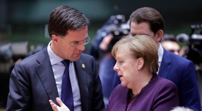 Κορωνοϊός-Ευρωπαϊκό Συμβούλιο: Η Μέρκελ εμμένει στην απόρριψη του ευρωομολόγου - Κεντρική Εικόνα