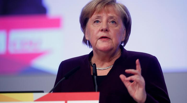Γερμανία-Κορωνοϊός: Λάθος στοιχεία για τους νοσούντες έδωσαν Μέρκελ και υπουργός Υγείας - Κεντρική Εικόνα