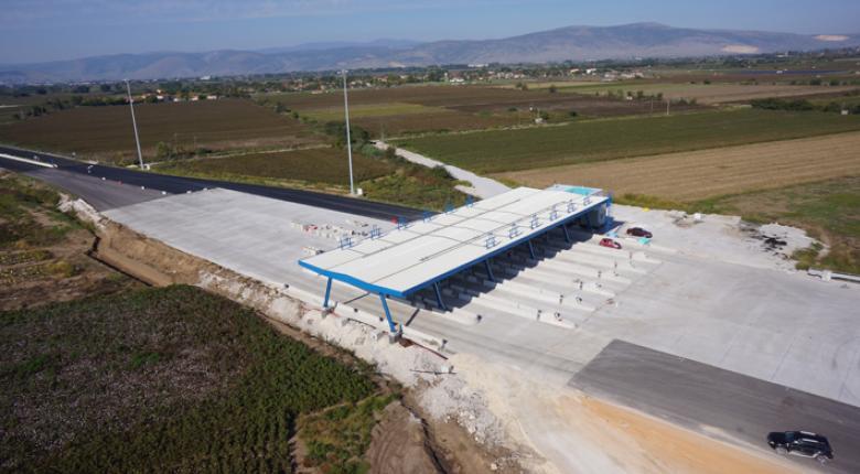 Αυτοκινητόδρομος Κεντρικής Ελλάδος «Ε65» - Ένας δρόμος σε τρεις δόσεις (Φωτο) - Κεντρική Εικόνα 8