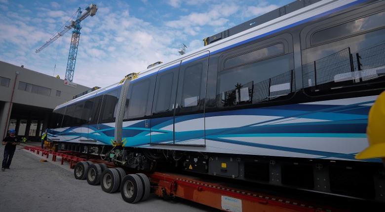 Εντυπωσιακά τα νέα βαγόνια του μετρό Θεσσαλονίκης - Πώς θα είναι εσωτερικά (photos) - Κεντρική Εικόνα
