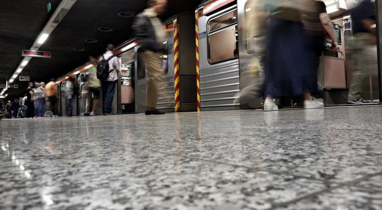 Ο Σπίρτζης «απολύει» τους σεκιούριτι από τη φύλαξη του μετρό - Κεντρική Εικόνα