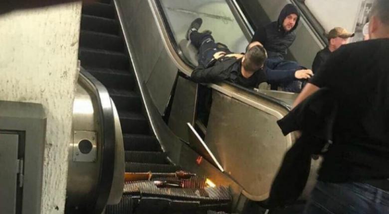 Είκοσι τραυματίες από κατάρρευση κυλιόμενης σκάλας στο μετρό της Ρώμης - Κεντρική Εικόνα