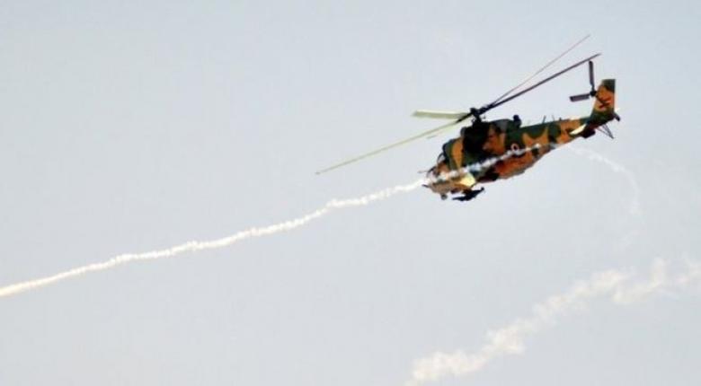 Συρία: Ελικόπτερα στοχοθέτησαν τζιχαντιστές που πρόσκεινταν στο ΙΚ στην Ιντλίμπ - Κεντρική Εικόνα