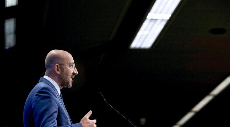 Αναβάλλεται η Σύνοδος Κορυφής - Κρούσμα κορωνοϊού σε υπάλληλο, σε καραντίνα ο Μισέλ - Κεντρική Εικόνα