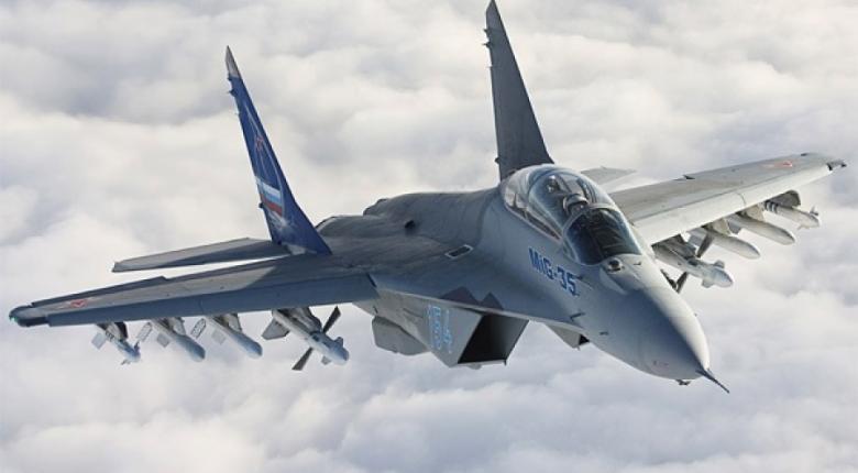 Η Ρωσία προσδοκά τουλάχιστον 10 δισ. δολάρια από εξαγωγές MiG-35 - Κεντρική Εικόνα