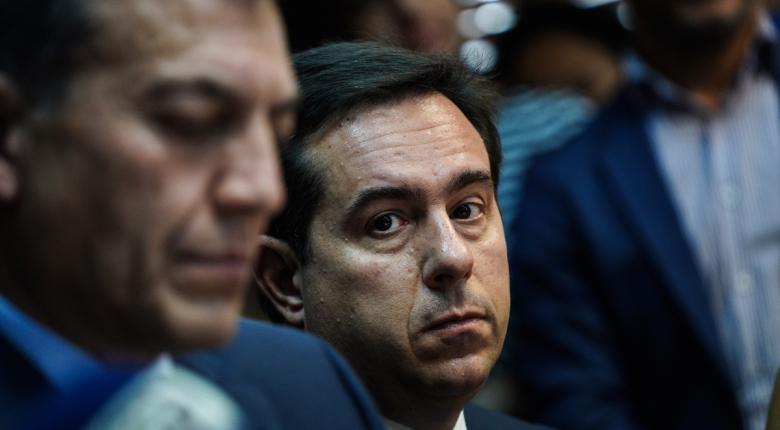 Ν. Μηταράκης: Μαζί με την... αγορά και τους θεσμούς θα στηρίξουμε το ελληνικό ασφαλιστικό σύστημα - Κεντρική Εικόνα