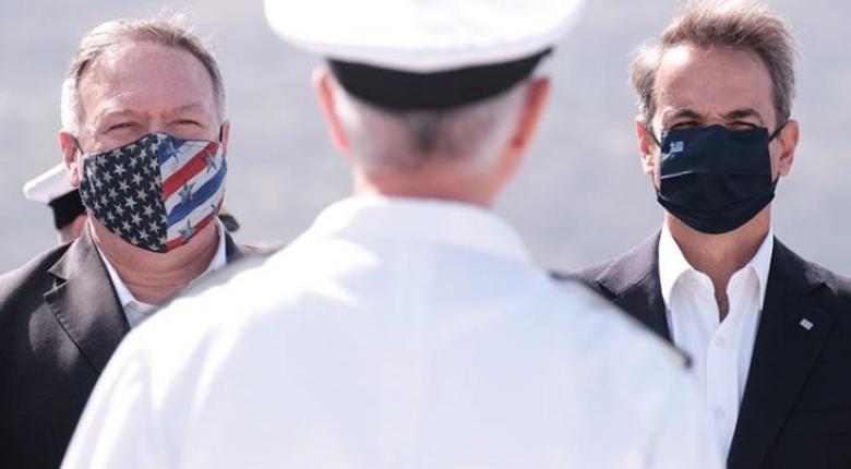 Πομπέο: Πυλώνας σταθερότητας η Ελλάδα - Μητσοτάκης: Ήρθε η σειρά της διπλωματίας - Κεντρική Εικόνα
