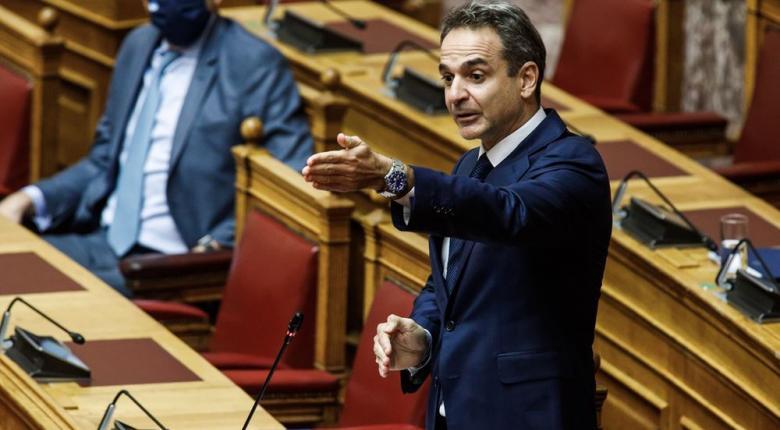 Μητσοτάκης: Θα διώξω τον διοικητή του «Σωτηρία» αν είπε ψέματα - Κεντρική Εικόνα