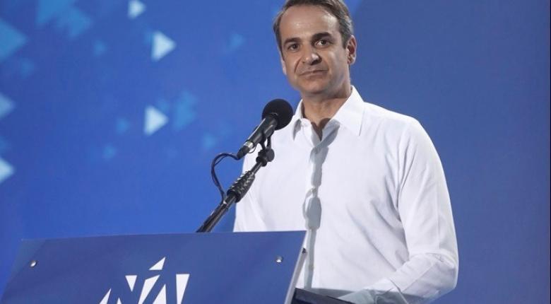 Μητσοτάκης: Να παραιτηθεί ο πρωθυπουργός, το συντομότερο εθνικές εκλογές - Κεντρική Εικόνα