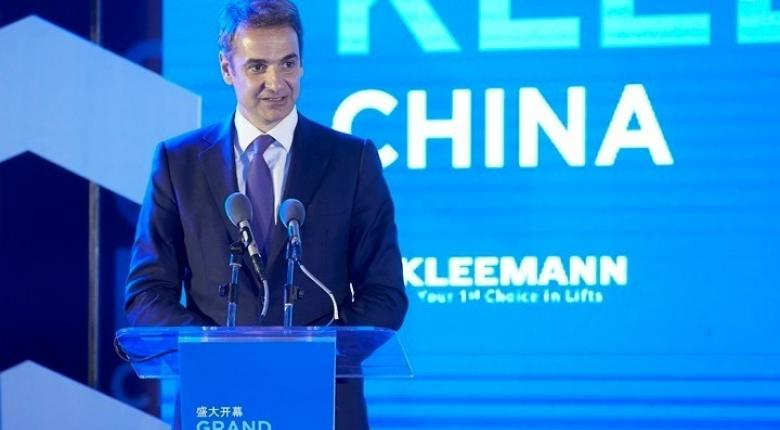 Κ. Μητσοτάκης από Κίνα: Η καλύτερη ώρα να γράψουμε ένα νέο κεφάλαιο στις ελληνοκινεζικές σχέσεις - Κεντρική Εικόνα