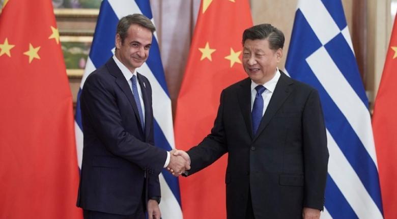 Θετικός ο κυβερνητικός απολογισμός από την επίσκεψη Μητσοτάκη στην Κίνα - Κεντρική Εικόνα