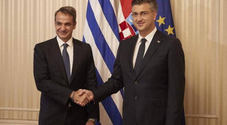 Κ. Μητσοτάκης: Η Ελλάδα μπήκε στον δρόμο της βιώσιμης ανάπτυξης - Κεντρική Εικόνα