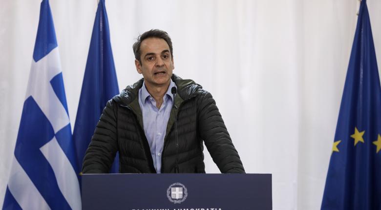Μητσοτάκης: Μείωση 50% στους μισθούς βουλευτών και υπουργών - Κεντρική Εικόνα
