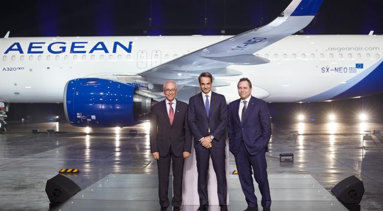 ΑΕGEAN: Άκρως επιτυχημένο το 2019 με αύξηση κερδών και επιβατών - Προβληματισμός για κορωνοϊό και 2020 - Κεντρική Εικόνα
