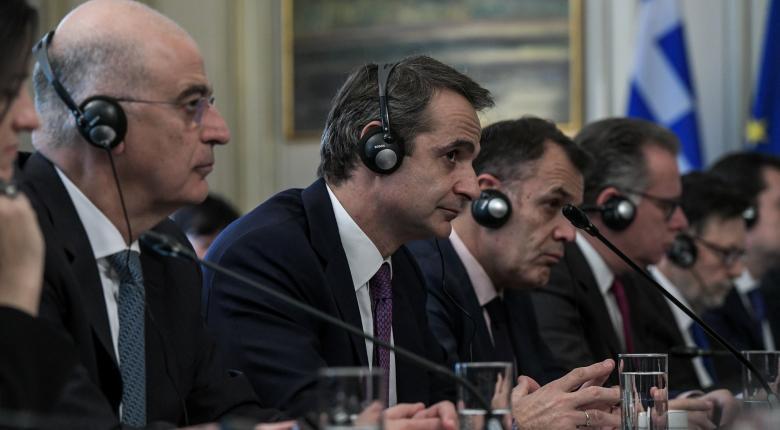 Μητσοτάκης προς Άγκυρα: Nα μην παρερμηνεύεται η ήπια στάση της Ελλάδας - Κεντρική Εικόνα