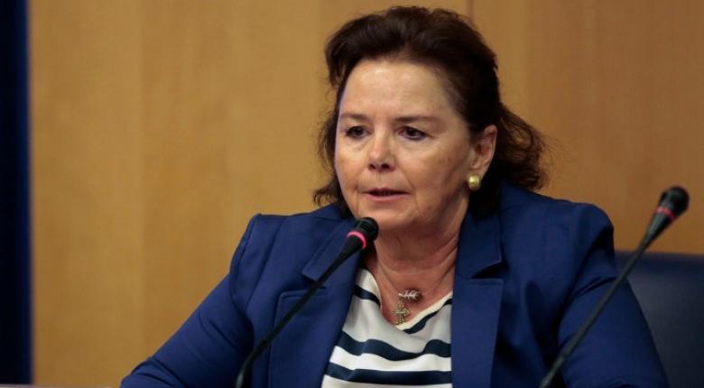 Απέσυρε την υποψηφιότητά της με τη ΝΔ η Τ. Μοροπούλου - Κεντρική Εικόνα
