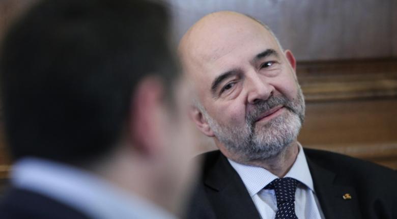 Μοσκοβισί: Με τον πρωθυπουργό συζητήσαμε τις μεταρρυθμίσεις που εκκρεμούν - Κεντρική Εικόνα