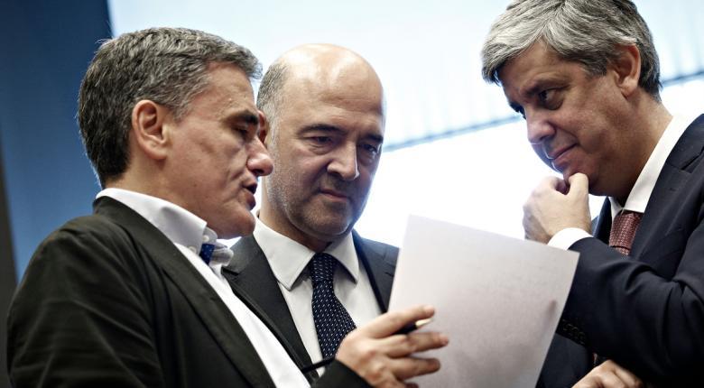 «Πράσινο φως» για τις συντάξεις από το Eurogroup - Κεντρική Εικόνα