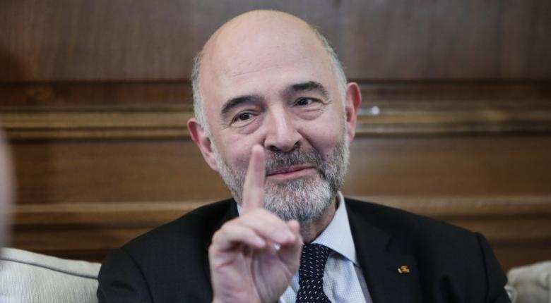 Ο Μοσκοβισί δηλώνει αισιόδοξος ότι η Βρετανία δεν θα αποχωρήσει χωρίς συμφωνία στις 12 Απριλίου - Κεντρική Εικόνα