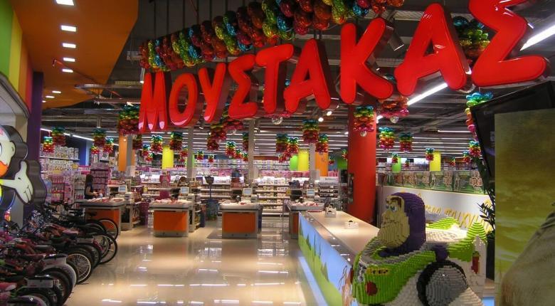 Μουστάκας: Διπλασίασε τζίρους και καταστήματα στα «πέτρινα χρόνια» της κρίσης  - Κεντρική Εικόνα