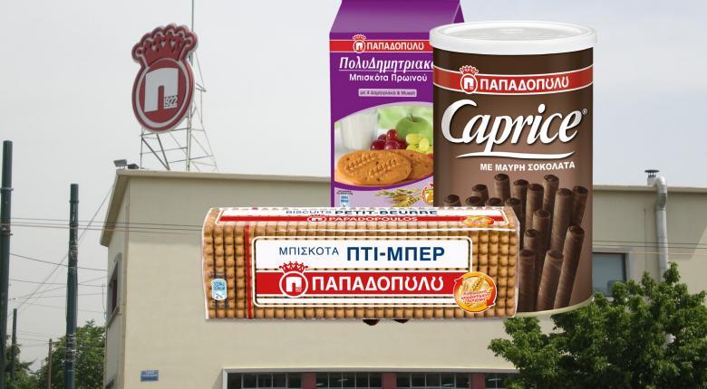 Το προϊόν-ναυαρχίδα που έδωσε πνοή στα μπισκότα Ε.Ι.Παπαδόπουλος  - Κεντρική Εικόνα
