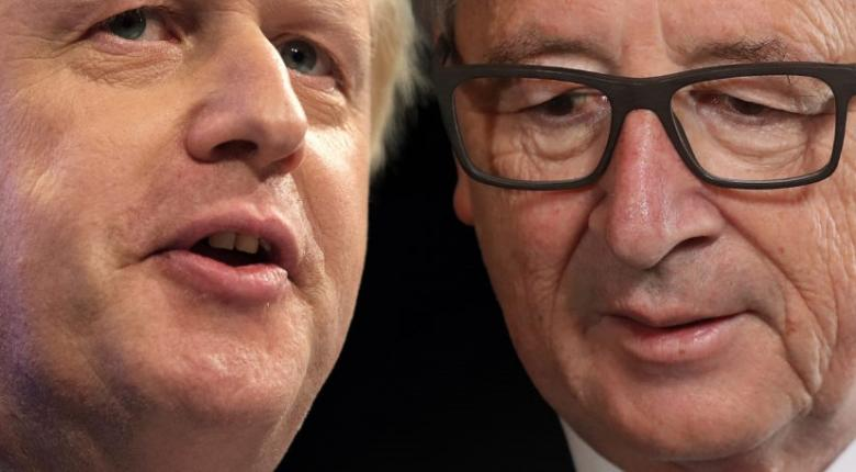 Ο Γιούνκερ διατυπώνει στον Τζόνσον την ακλόνητη στήριξη της Ένωσης στην Ιρλανδία - Κεντρική Εικόνα