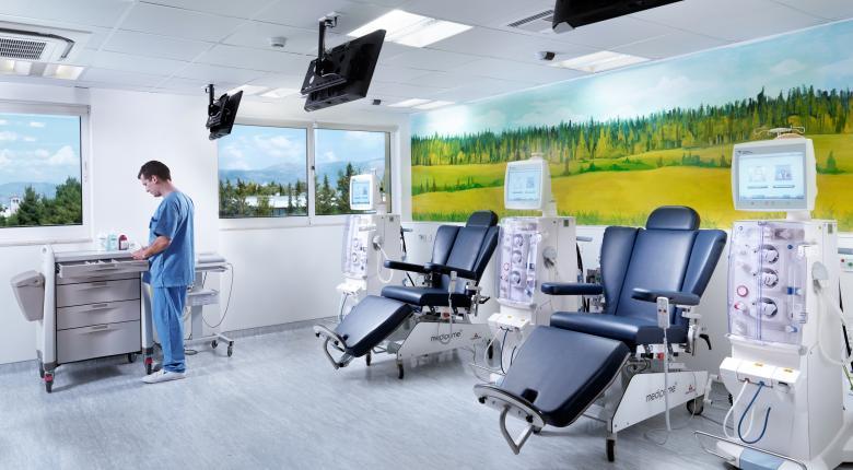 Ομογενής δώρισε ανωνύμως 1 εκατ. ευρώ σε δημόσιο νοσοκομείο για μονάδα τεχνητού νεφρού - Κεντρική Εικόνα