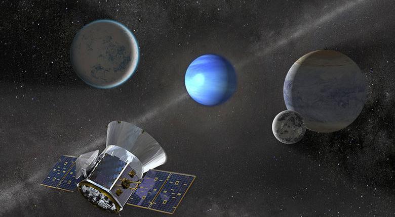 NASA: Το τηλεσκόπιο TESS ανακάλυψε και τρίτο εξωπλανήτη, τριπλάσιο της Γης - Κεντρική Εικόνα