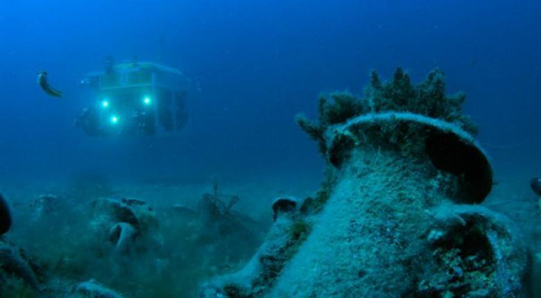 Νέα  ναυάγια εντοπίστηκαν κατά την πρόσφατη ενάλια αρχαιολογική έρευνα στους Φούρνους - Κεντρική Εικόνα