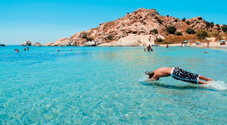 Aσυνήθιστα κρύα για Μάιο τα νερά στις ελληνικές θάλασσες - Κεντρική Εικόνα