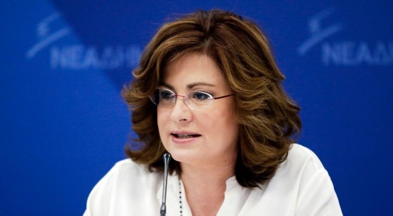 Μ. Σπυράκη: Αυτονόητο δικαίωμα η ψήφος των Ελλήνων του εξωτερικού - Κεντρική Εικόνα