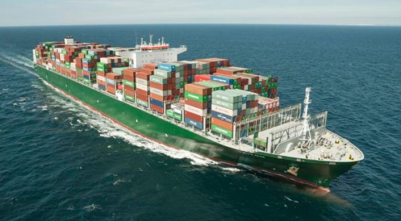 Το μεγαλύτερο πλοίο που διέσχισε ποτέ τη Διώρυγα του Παναμά είναι ελληνικό (Video) - Κεντρική Εικόνα